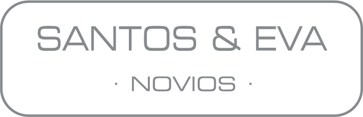Santos y Eva Novios